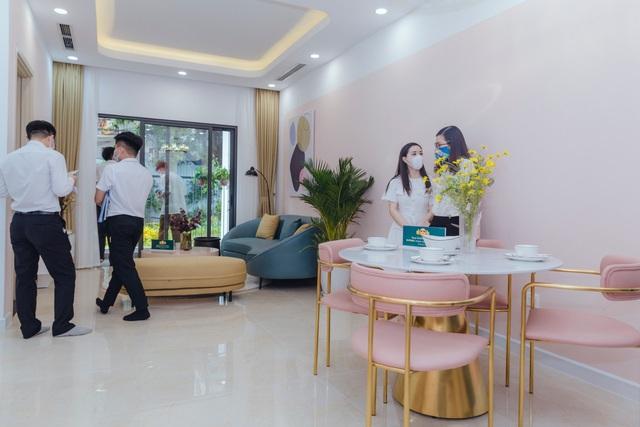 Feliz Homes tạo sức hút trên thị trường khi ra mắt căn hộ mẫu - Ảnh 5.