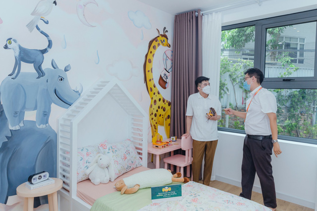 Feliz Homes tạo sức hút trên thị trường khi ra mắt căn hộ mẫu - Ảnh 6.