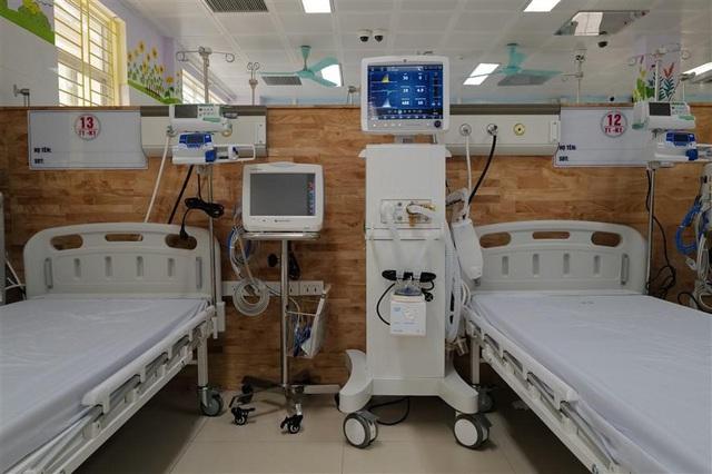 Sun Group khẩn cấp ủng hộ 70 tỷ đồng mua trang thiết bị y tế cho TP. Hồ Chí Minh, Đồng Nai, Vũng Tàu, Kiên Giang - Ảnh 1.