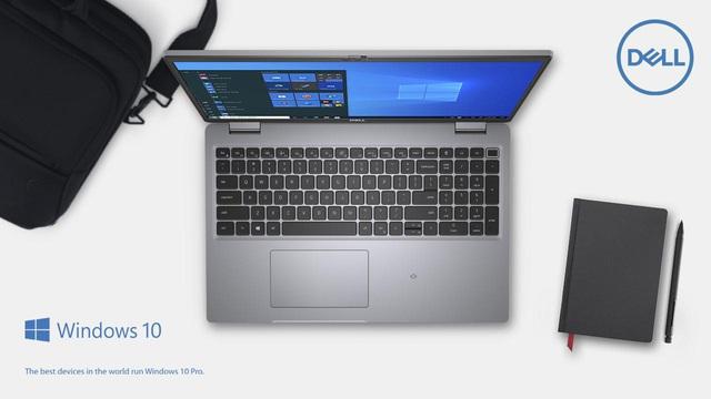 """Loạt sản phẩm Latitude mới từ Dell - """"văn phòng di động mạnh mẽ & thông minh - Ảnh 2."""