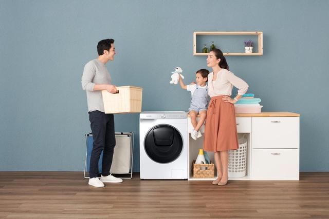 Chọn mua máy giặt năm 2021: công nghệ AI là tiên quyết - Ảnh 1.