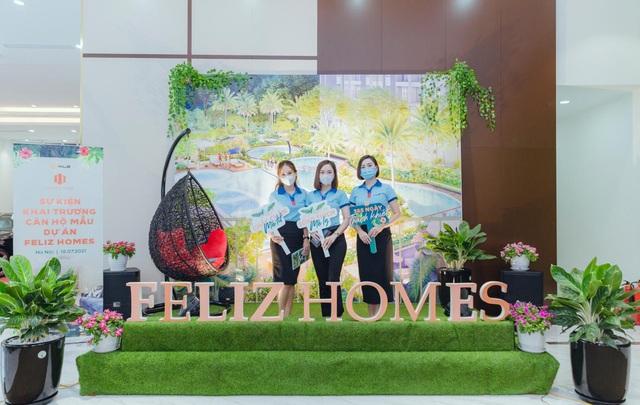 Feliz Homes tạo sức hút trên thị trường khi ra mắt căn hộ mẫu - Ảnh 3.