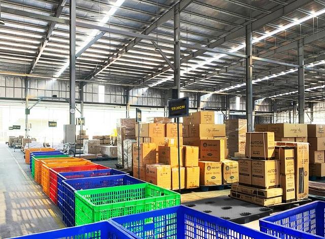 Nhất Tín Logistics: Chung tay cùng cộng đồng trong đại dịch - Ảnh 2.