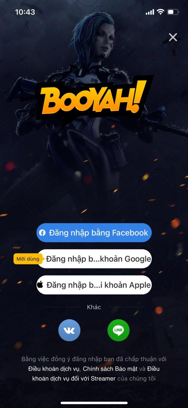 Hướng dẫn sử dụng Booyah! live - Nền tảng phát trực tuyến mới dành cho game thủ Việt - Ảnh 2.