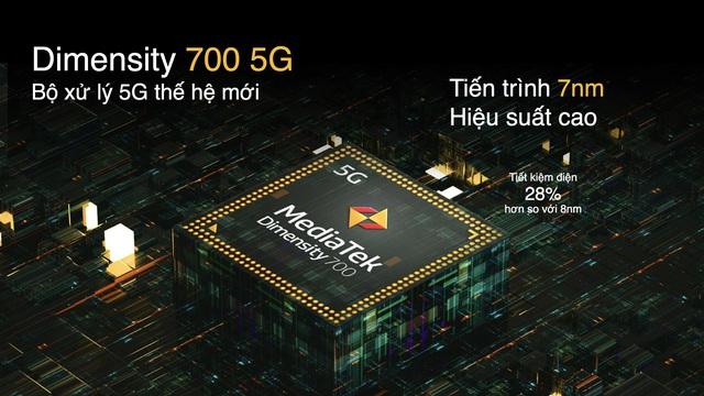 realme trình làng sản phẩm 5G đầu tiên - Ảnh 2.