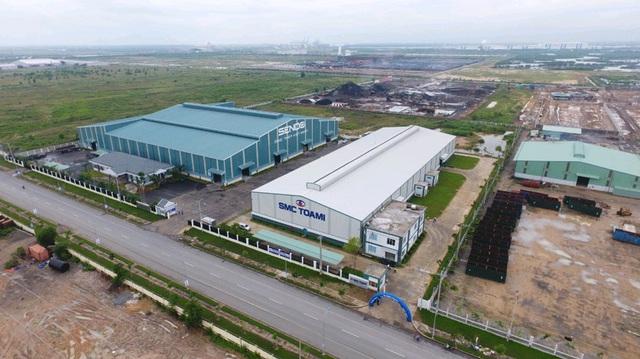 SMC nhà sản xuất và phân phối thép uy tín, hiệu quả - Ảnh 1.