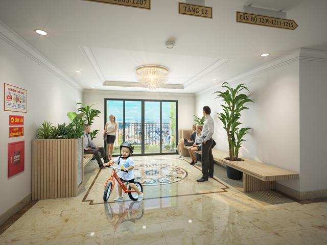 Cận cảnh không gian sống lý tưởng cho cư dân tại Housinco Premium - Ảnh 2.