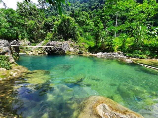 Suối Nậm Chắn – Một trong bốn con suối kỳ vĩ và đẹp nhất vùng Tây Bắc, mở ra tiềm năng khai thác du lịch sinh thái cho Lục Yên.