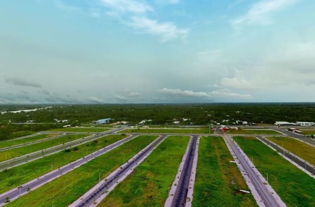 Đất nền dưới 1 tỷ đồng được nhà đầu tư quan tâm rót tiền trong mùa dịch - Ảnh 1.