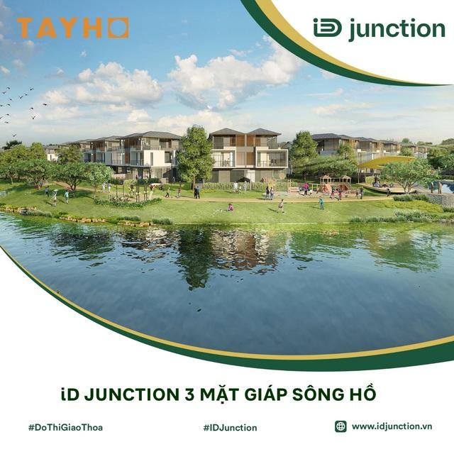 Dự án đô thị xanh nổi bật có 3 mặt giáp sông, hồ - Ảnh 1.