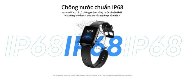 realme 2 Watch series - thế hệ đồng hồ thông minh cho giới trẻ gen Z đam mê thể thao - Ảnh 3.