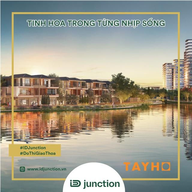 Dự án đô thị xanh nổi bật có 3 mặt giáp sông, hồ - Ảnh 3.