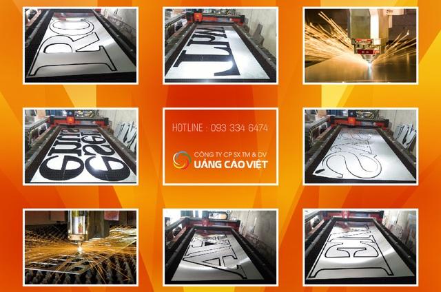 Xưởng CNC Laser Quảng Cáo Việt giúp công trình của bạn nghệ thuật hơn - Ảnh 4.
