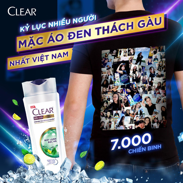 """""""Phủ đen"""" mạng xã hội, hóa ra thử thách mùa hè của giới trẻ Việt lại mang ý nghĩa đặc biệt! - ảnh 3"""