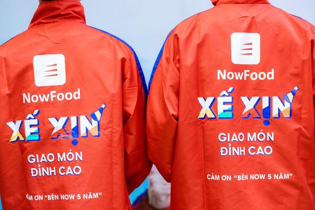Now kỷ niệm 5 năm tại Việt Nam với loạt sự kiện tri ân đặc biệt - Ảnh 1.