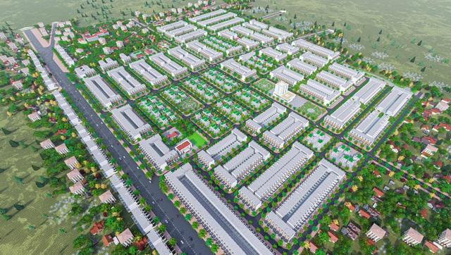 Mở rộng đô thị, bất động sản phía tây thành phố Thanh Hóa lên ngôi - Ảnh 1.