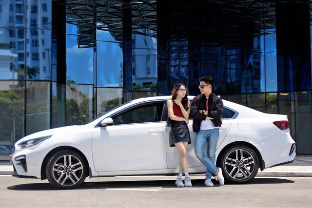 Kia Cerato thống trị doanh số phân khúc sedan hạng C nửa đầu năm 2021 - Ảnh 2.