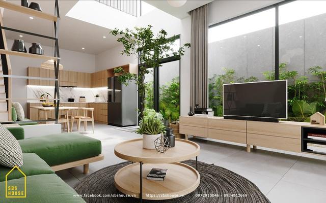 SBS HOUSE - Thiết kế và thi công nhà phố, biệt thự uy tín - Ảnh 2.
