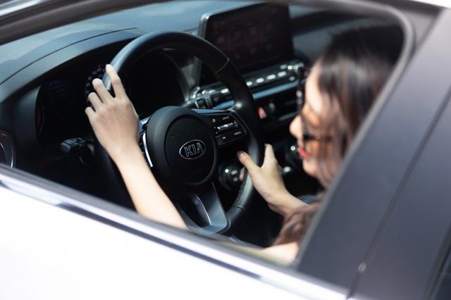 Kia Cerato thống trị doanh số phân khúc sedan hạng C nửa đầu năm 2021 - Ảnh 3.