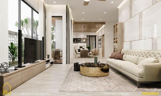 SBS HOUSE - Thiết kế và thi công nhà phố, biệt thự uy tín - Ảnh 3.
