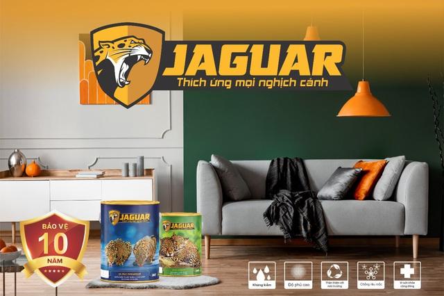 Sơn Jaguar bảo hành 100% - Tưởng không thật mà thật không tưởng - Ảnh 3.