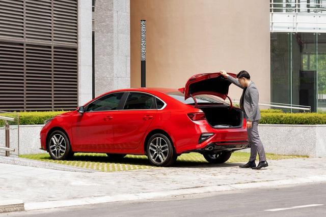 Kia Cerato thống trị doanh số phân khúc sedan hạng C nửa đầu năm 2021 - Ảnh 4.