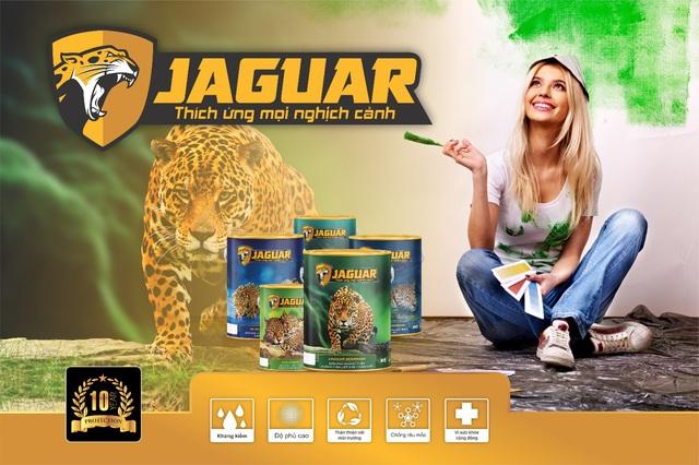 Sơn Jaguar bảo hành 100% - Tưởng không thật mà thật không tưởng - Ảnh 4.