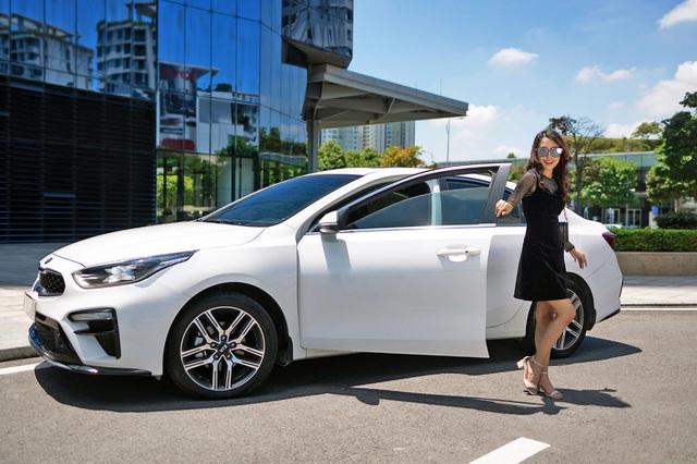 Kia Cerato thống trị doanh số phân khúc sedan hạng C nửa đầu năm 2021 - Ảnh 5.