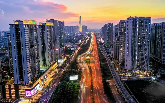 Lên thành phố, động lực tăng trưởng cho bất động sản Tân Uyên - Ảnh 2.
