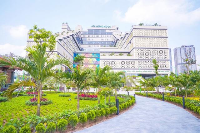 Bệnh viện Hồng Ngọc: 18 năm nâng tầm dịch vụ y tế - Ảnh 4.