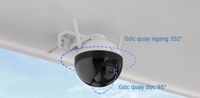 Ý tưởng sử dụng camera an ninh độc đáo không phải ai cũng biết - Ảnh 2.