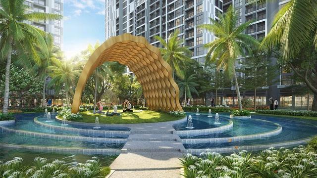 """Vinhomes tái định nghĩa mô hình """"đô thị nghỉ dưỡng"""" trên thị trường - Ảnh 1."""
