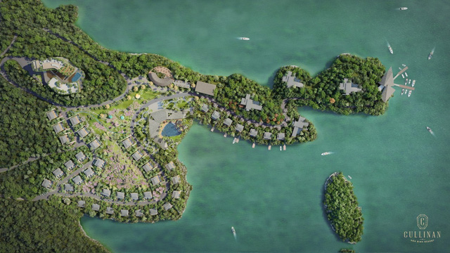 Chính thức xuất hiện biệt thự đảo, thay đổi bộ mặt nghỉ dưỡng cao cấp ven đô - Ảnh 1.