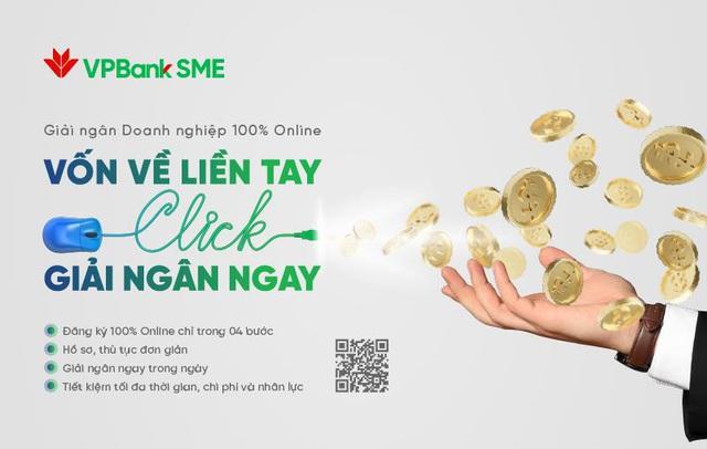 Áp dụng công nghệ, VPBank cạnh tranh mạnh mẽ về tiện ích SME - Ảnh 1.
