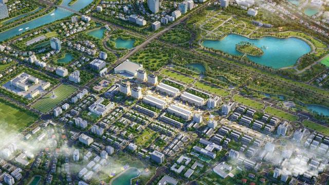 Bắc Giang sắp xuất hiện phố đi bộ quốc tế - Ảnh 2.