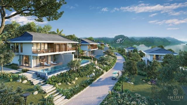 Chính thức xuất hiện biệt thự đảo, thay đổi bộ mặt nghỉ dưỡng cao cấp ven đô - Ảnh 2.