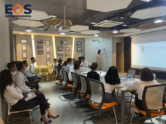 Mô hình vận hành doanh nghiệp EOS chính thức được nhượng quyền tại Việt Nam - Ảnh 2.
