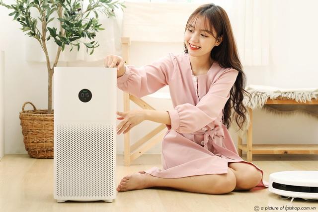 Loạt sản phẩm Xiaomi giảm đến 2,5 triệu tại FPT Shop trong sự kiện 'Chuẩn sống thông minh' - Ảnh 2.