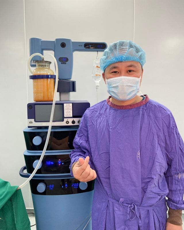 Hệ thống máy móc tân tiến tại Khoa Phẫu thuật Tạo hình và Thẩm mỹ - Bệnh viện Bưu điện - Ảnh 2.