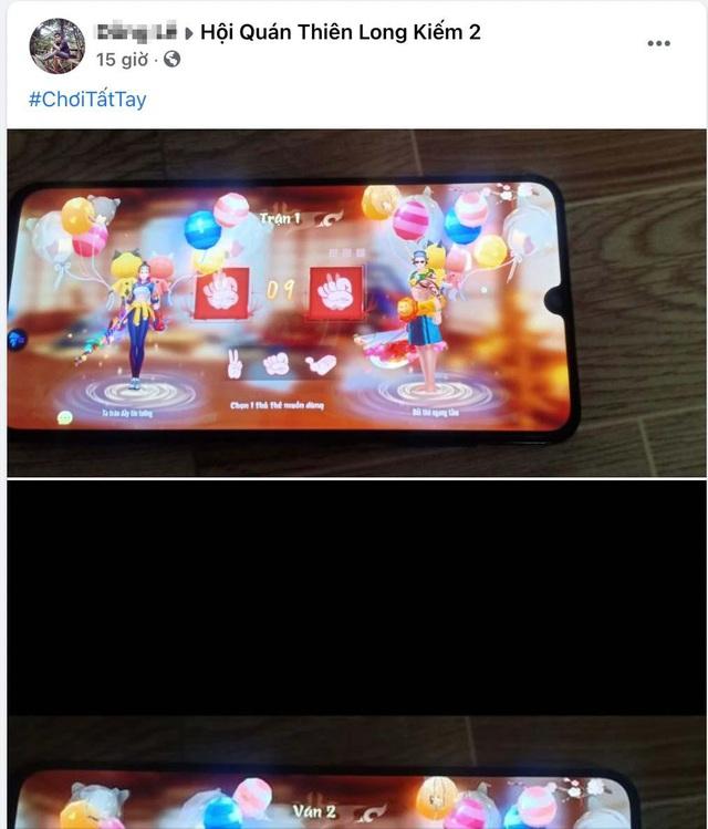 """Trò chơi """"trẻ nít"""" hóa """"hot trend"""", được giới game thủ phát cuồng trong Thiên Long Kiếm 2 - Ảnh 4."""