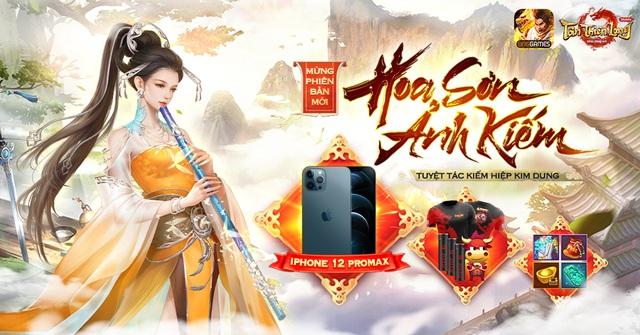 Tân Thiên Long Mobile VNG đầu tư mạnh tay cho phiên bản mới ra mắt 28/7/2021 - Ảnh 1.