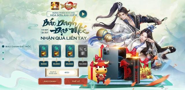 Tân Thiên Long Mobile VNG đầu tư mạnh tay cho phiên bản mới ra mắt 28/7/2021 - Ảnh 4.