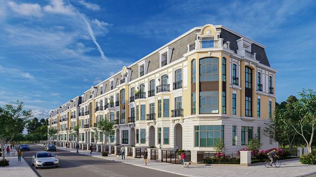 Nhà phố cạnh bến du thuyền: Hấp lực của bất động sản hàng hiếm - Ảnh 1.