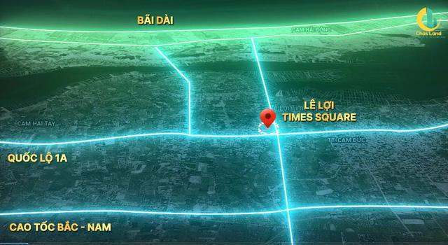 Lê Lợi Times Square - Cơ hội tuyệt vời cho mọi nhà đầu tư - Ảnh 3.