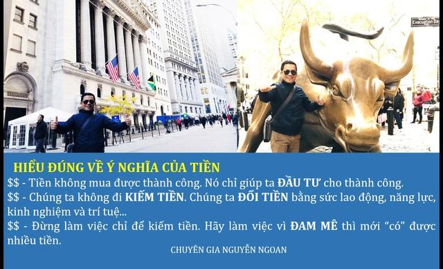 """Chuyên gia Phong thuỷ Nguyễn Ngoan bật mí """"kim tứ đồ"""" trong đầu tư chứng khoán sinh lợi - Ảnh 1."""