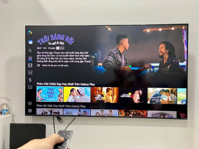 Ứng dụng xem phim thuần Việt Galaxy Play mang cả rạp chiếu bóng về với ngôi nhà của bạn - Ảnh 1.