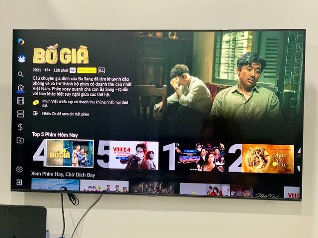Ứng dụng xem phim thuần Việt Galaxy Play mang cả rạp chiếu bóng về với ngôi nhà của bạn - Ảnh 2.