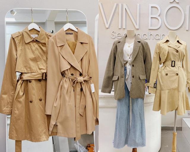 5 món thời trang Secondhand cực chất tại Vin Bối - Ảnh 2.