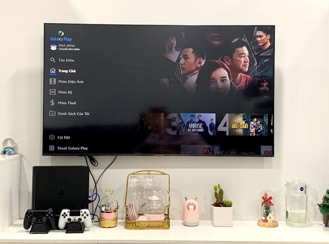 Ứng dụng xem phim thuần Việt Galaxy Play mang cả rạp chiếu bóng về với ngôi nhà của bạn - Ảnh 3.