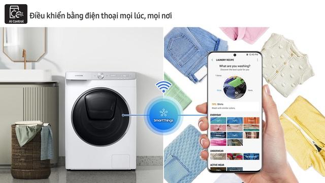 Chọn mua máy giặt năm 2021: Công nghệ AI là tiên quyết - ảnh 4